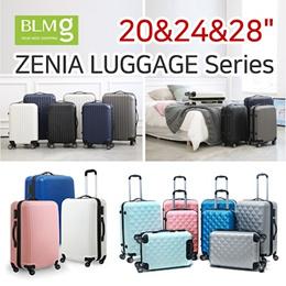 ZeniaCube/Ex/Trip/Milo/Mylo with FREEGIFT Travel Luggage/ABS/Sturdy/20/24/Hardshell/Storage