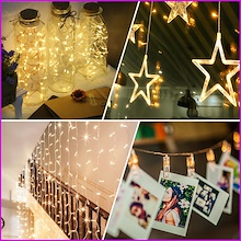 ★20th NOV Super Sale★LOWEST PRICE★ Led Fairy Lights ★ - For Party Wedding Event decoration