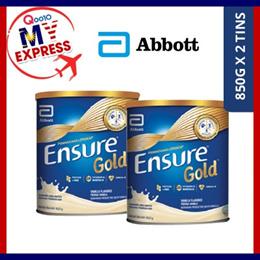 Ensure Gold Vanilla Nutrition Milk 850g X 2 tins