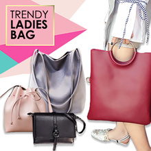 ❤ NEW DESIGN ❤ ASSORTED LADIES HANDBAG!❤ Latest trendy design suitable for everyday use!