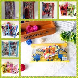 *Children Day Gift!* Softcase stationery Set *Birthday Party Goodies Bag/Birthday gift/Children Day