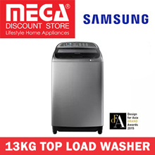 SAMSUNG WA13J5750SP 13KG TOP LOAD WASHER / FREE GIFT BY AGENT / LOCAL WARRANTY