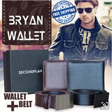New Collection Wallet-Belt #Dompet dan Ikat pinggan untuk Pria#Free Ongkir Jabodetabek