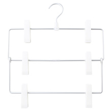 Unmanned goods aluminum three-stage hanger hangers pants / skirts 15820894