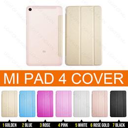 MI PAD 4 CASE XIAOMI Mipad 4 3 2 smart cover tempered glass screen protector film casing