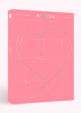 BTS BANGTAN BOYS - MAP OF THE SOUL : PERSONA [2 ver.] CD+Photocard+Folded Poster+Free Gift