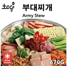 Apply 25% discount! Army Stew 부대찌개 - Authentic Korean Home-made taste - Easy Cooking