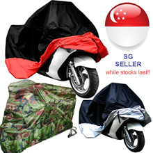 RESTOCKED MOTORCYCLE/BIKE COVER/HIGH QUALITY/BELT LOCK/STORAGE BAG /WATERPROOF/UV/ANTI DUST/ANTI SCR