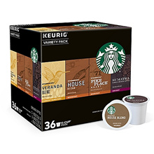 Keurig Starbucks/Barista Prima/Green Mountain