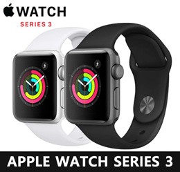 🔥Lowest Price!!🔥 Apple Watch Series 3 (GPS)  Sport Band / 38mm and 42mm Available