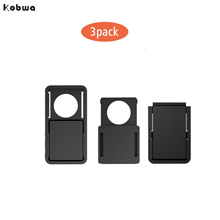 3pcs/set webcam shutter magnet slider plastic camera screen cover web laptop ipad pc mac tablet