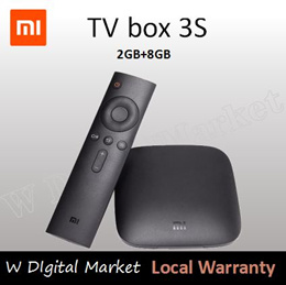 Mi TV box 3S [Black]