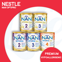 [NESTLÉ NAN] [LESS for LESS PROMO!!!] NAN OPTIPRO/ HA -Premium Hypoallergenic Follow Up Formula Milk