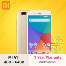 Xiaomi Mi A1 - 32/64GB|4GB RAM (2 Colors) | 1 Year Local Warranty|Local Set|