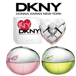 PERFUME D_KNY BE DELICIOUS WOMEN 100ml EDP SPRAY / BE DELICIOUS FRESH BLOSSOM/ MY NY WOMEN 100ml EDP SPRAY FRAGRANCE