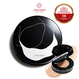 ★ONLY SEPTEMBER★20% OFF★FREE OVERSEAS SHIPPING / K-FASHION / [SHISEIDO] Synchro Glow Cushion Compact