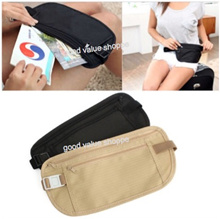[SG] Inner Waist Pouch / Travel Storage Pouch / Keep Money Out of Sight