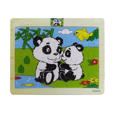 MOMO Animal Panda Kayu Mainan Puzzle: Rating: 0: 10.500~: 23.000 18.000