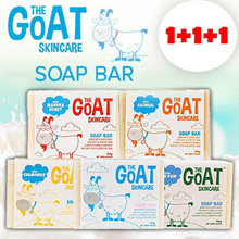 1 + 1 + 1 The GOAT SKINCARE (Relief from dryness itchiness/irritation/Eczema) #1 SOAP AUSTRALIA