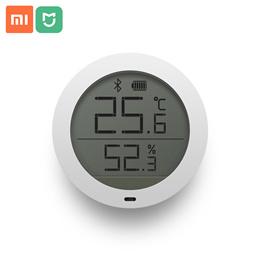 샤오미 블루투스 온습도계  / 습온도 측정 전자 시계 / 전자 잉크스크린 /APP연동 스마트 모니터링
