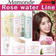 1+1 NEW!! [Mamonde] Rose water line / Flower Honey Toner / Aqua Pee l/ Soothing Gel / Gel Cream  Pad
