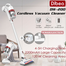 ❤Dibea❤2018 New Model ★DW200 2-in-1★ 10000pa Handheld Cordless Vacuum Cleaner