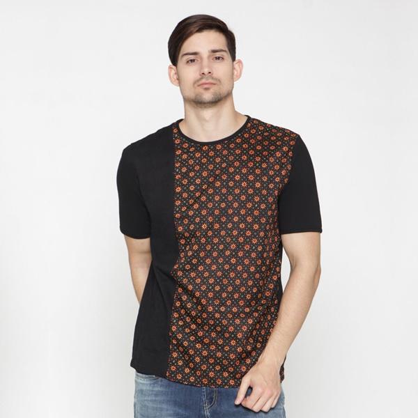 {WGB} Tikshirt Adhipati// Kaos // Kaos Pria // Kaos Big Size // Kaos Besar // Big Size // WAHGEDEBANGET // tikshirt // batik shirt