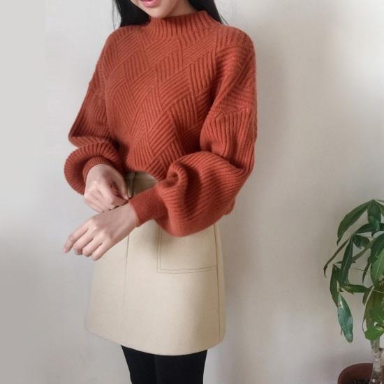 ディエイスさくさくとストライプ・オフショルダー・ワンピース 綿ワンピース/ 韓国ファッション