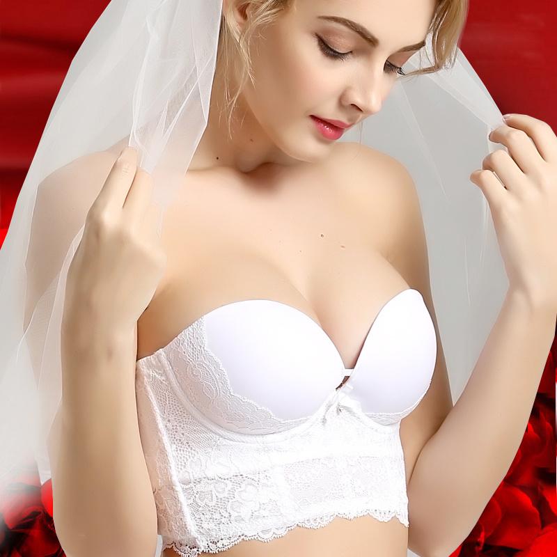 Qoo10 Bridal Bras Wedding Dress Bra Slip Stealth Shaping Seamless Strapless Underwear Sock,Wedding Bridal Dresses Red And Golden