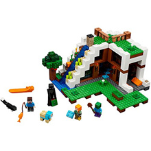 [sb]LEGO Minecraft The Waterfall Base 21134[USA]