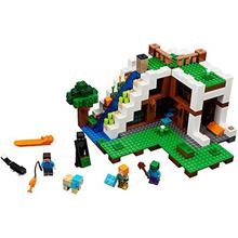 [sb]LEGO Minecraft The Waterfall Base 21134[USA]