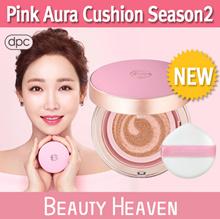 [DPC] 2018 New! ★Season 2 PINK AURA CUSHION★Lee Yuri Cushion / Main / Refill / Korea Big Hit Item