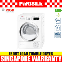 Bosch WTW87560GB Front Load Tumble Dryer (9kg)