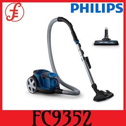 Philips FC9352 VACUUM CLEANER FC9352/61 1900W PowerPro Compact Bagless vacuum cleaner