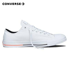 Converse Chuck Taylor All Star Ox (White/Lava/Black)