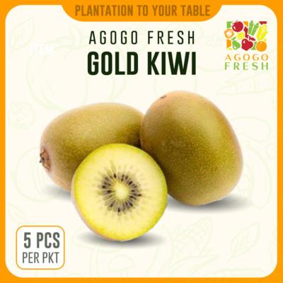 Gold Kiwi (4 pcs)