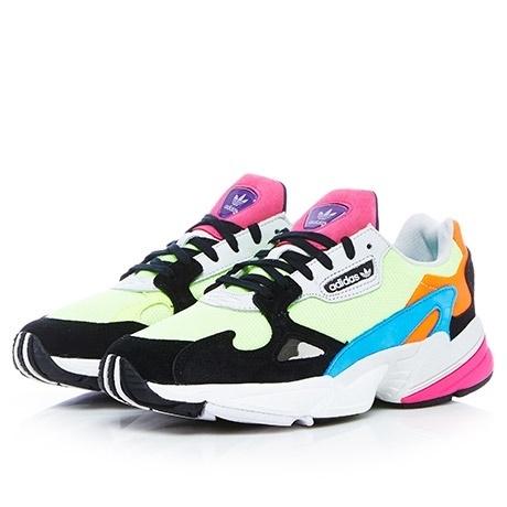 Qoo10 - [Adidas] Sneakers Falcon W Ugly