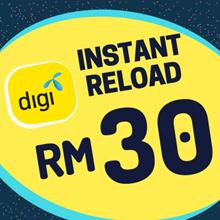 DIGI Instant Reload RM30