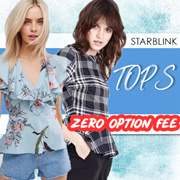 [Starblink] UK Style Tops Blouses Shirts Tshirts Collections