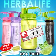 ⚡FREE 2 Gifts⚡Sports drinking Cup★BPA Free Water Bottle★LeakProof 2L Kettle for School/Kids/Gift