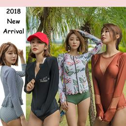 2019 bikini  Women Swimwear  UV Protection Swimming Wear Women Swimming Suit
