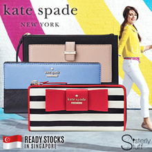 SPECIAL SALE-READY STOCK IN SG-KATE SPADE WALLET