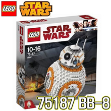 [2017.Sep New Arrival!] LEGO 75187 Star Wars BB-8 large scale model