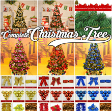 ★★ Christmas Tree + Decor ★★ THEMED 1.5m and 1.8m Models! High Quality Elegant One of a Kind Xmas - Many Pretty Decorations Ornaments LED Fairy Lights - Beautiful Colour Themed ◕‿◕。
