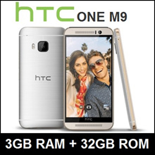 HTC One M9 // 3GB RAM / 32GB ROM / Snapdragon 810 / Android 7.0 / Refurbished set