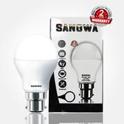 Sangwa 9 watt LED Bulb (Pack of 3)