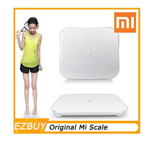 Xiaomi Scale Mi Smart Weighing Scale Support Android 4.4 iOS 7.0 Above Bluetooth 4.0 Xiaomi Losing W