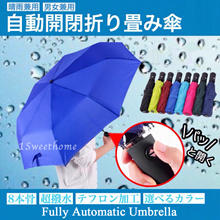 Japan BestSeller - AUTOMATIC UMBRELA | Handy size for keeping in backpacks or hangbags