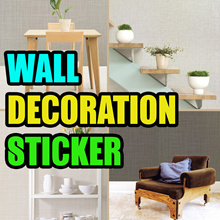 Hot Deal!Kitchen/toilet Wallpaper Self Adhesive decoration DIY furniture sticker hyundae Magicfix