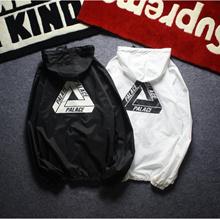 Palace Men Clothing Jackets Coats Windbreaker Lightweight Jackets Hoodedies